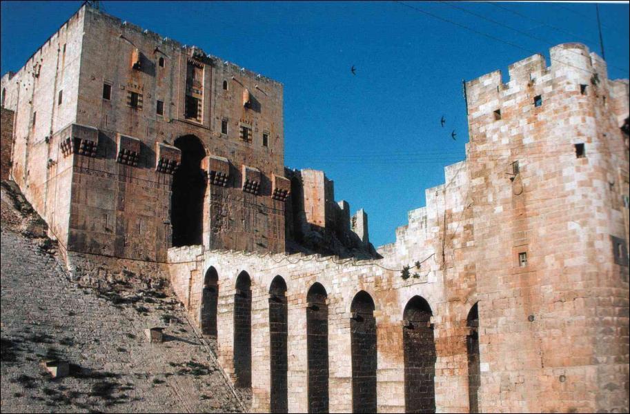 Quel est le nom de cette ville de Syrie dont le centre-ville a été classé au patrimoine national de l'humanité par l'Unesco en 1986 ?