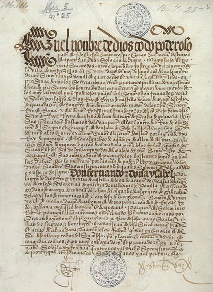 """Pour contester quel traité historique, François Ier aurait déclaré : """"je voudrais bien voir la clause du testament d'Adam qui m'exclut du partage du monde"""" ?"""