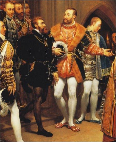 Qu'a dit François Ier à sa mère, après sa capture par Charles Quint en 1525 ?
