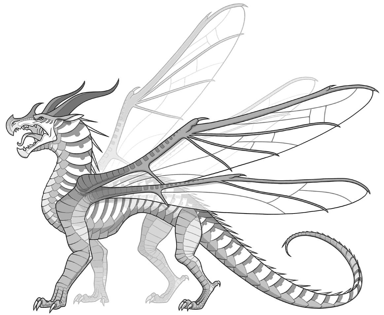 Êtes-vous un dragon de Pyrrhia ou de Pantala ?