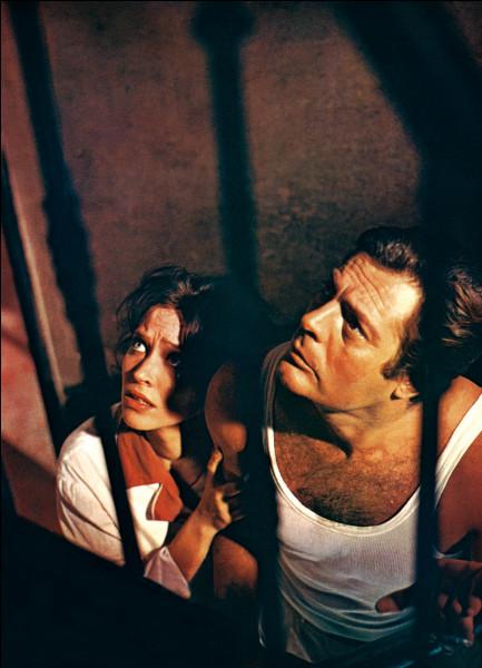 """En 1967, sortait le film """"L'Étranger"""" avec Marcello Mastroiani, réalisé par :"""