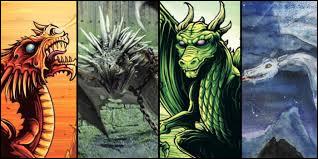 Harry affronte un dragon lors de la première tâche. De quelle espèce est-il ?