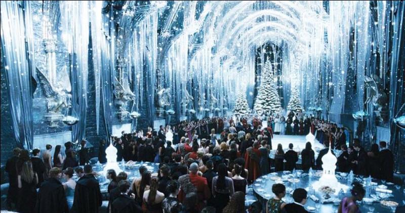 Dans les films, qui apprend à danser aux élèves de Gryffondor en vue du bal de Noël qui approche ?