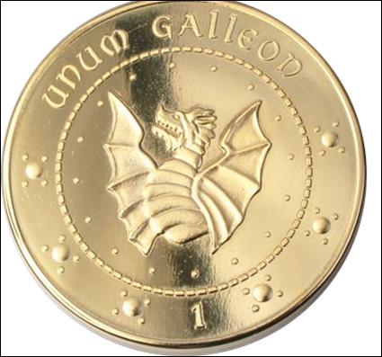 Combien de Gallions remporte le gagnant du Tournoi des Trois Sorciers ?(uniquement dans les livres)
