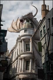 Quelles créatures s'occupent de la banque de Gringotts ?