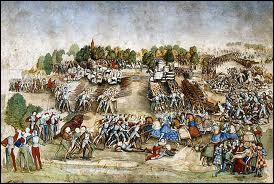 La célèbre bataille de Marignan en 1515 fit 16 000 morts en seulement 16 heures de combats.