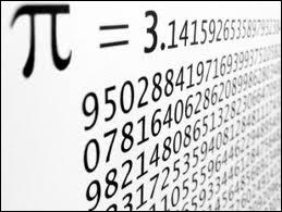 En 1834, le mathématicien anglais Christopher Lown inventa et démontra le célèbre chiffre interminable Pi.