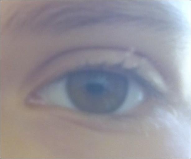 Quelle est la couleur de tes yeux ?