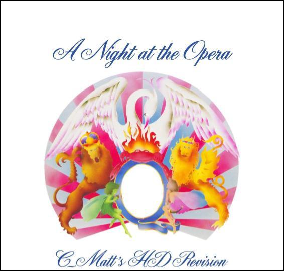 """Qui est l'auteur de l'album """"A Night At the Opera"""" ?"""