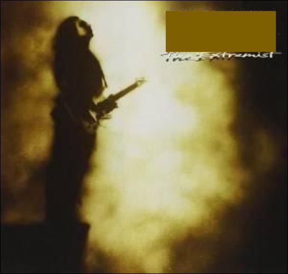 """""""The Extremist"""" est un des tous premiers albums du guitariste solo..."""