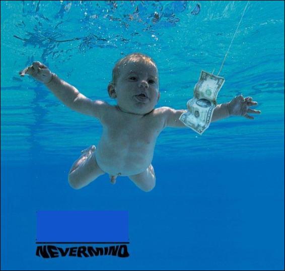 """Lequel de ces groupes de rock alternatif est l'auteur de l'album """"Nevermind"""" ?"""