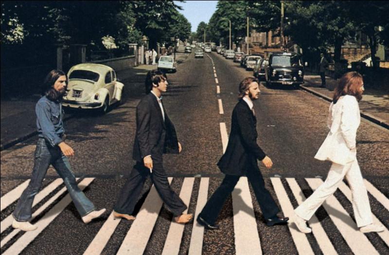 """Quels artistes ont réalisé """"Abbey Road"""" ?"""