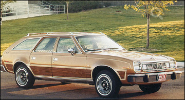 Aux États-Unis, certains constructeurs automobiles américains utilisent un nom qui, pour nous Français fait référence à un avion de légende. Pouvez-vous me nommer la voiture en illustration ?