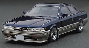 Ce coupé japonnais au nom de félin est un modèle luxueux et sportif aux formes très angulaires. Comment s'appelle-t-il ?