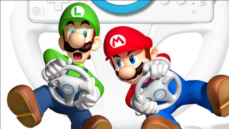 Je suis un jeu vidéo sur la Wii. Quel jeu vidéo suis-je ?