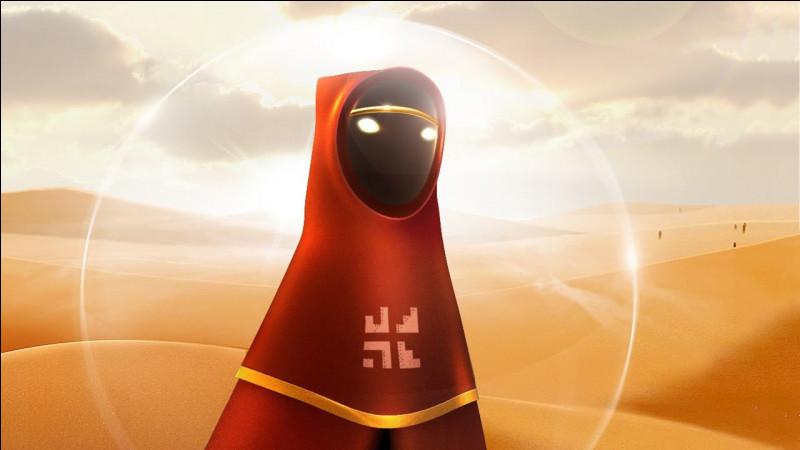 Un petit homme qui se promène dans le désert accompagné de créatures étranges. Quel jeu vidéo suis-je ?