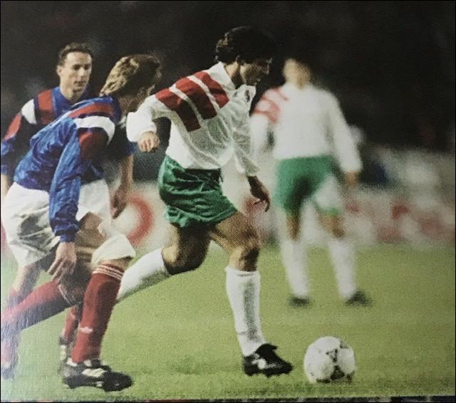Qui furent les buteurs bulgares de ce match ?