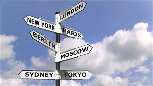 Ville - La capitale de la Turquie est :