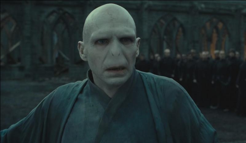 Quel est le vrai nom de Voldemort ?