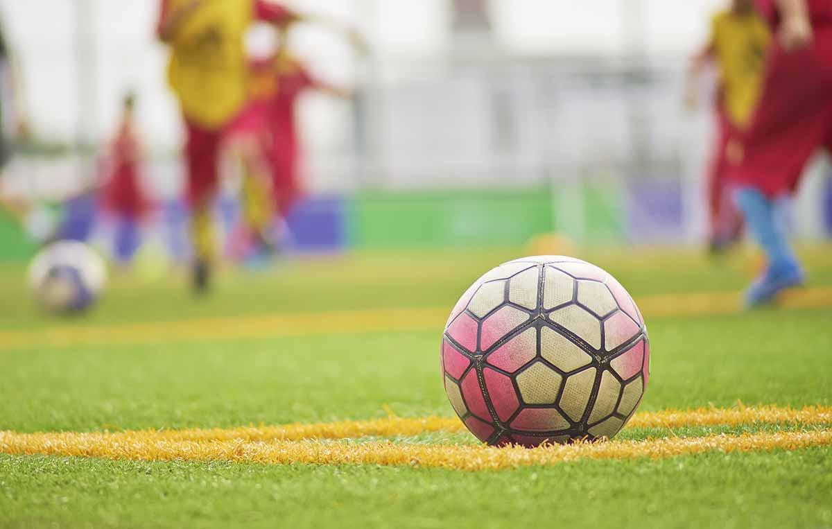 Le foot, les bases