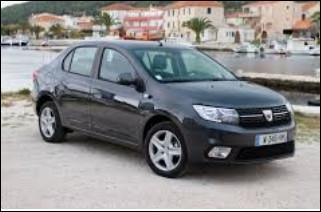La Dacia Logan est la voiture neuve la moins chère d'Europe.