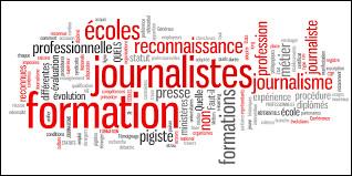 Tout d'abord, citez les 5 mots qui sont essentiels dans le journalisme :