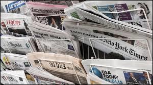 Lequel est un journal national ?