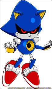 Quand est arrivé Metal Sonic ?