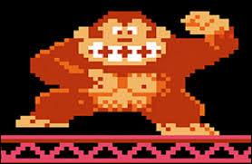 Quand est arrivé Donkey Kong ?