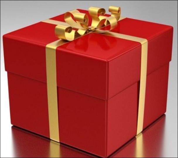 Comment dit-on un cadeau ?