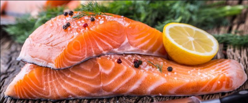 Comment dit-on du saumon ?