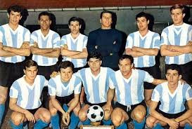 L'Argentine pendant la Coupe du monde 1966