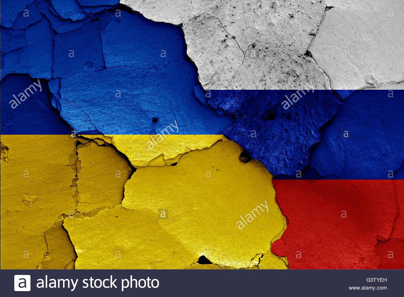 Villes d'Ukraine ou de Russie