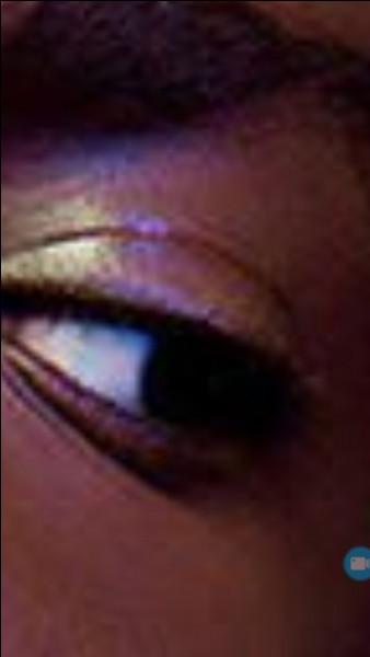 Et cet œil, à qui est-il ?