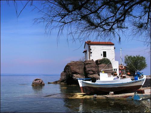 Quelle mer s'étend entre la Turquie et le Grèce ?
