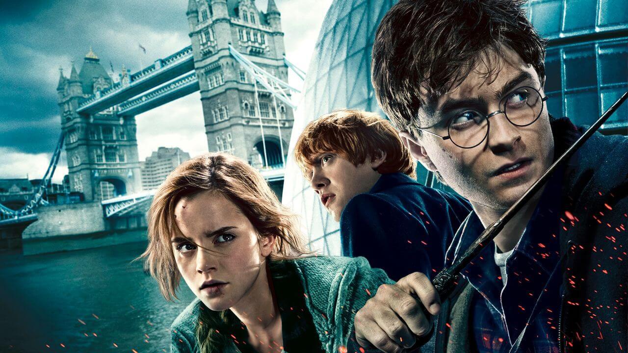 Les baguettes dans Harry Potter