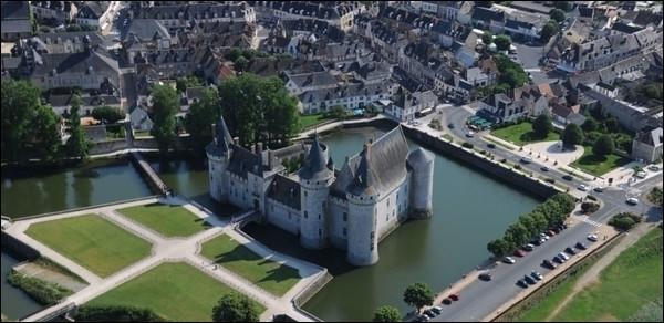 Petite ville de 5 300 habitants du département du Loiret, bordée par la Loire :