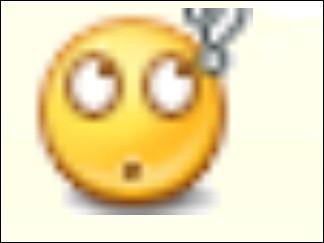 Si ça t'est déjà arrivé d'être confus, comment fait-on ce smiley sur Quizz.biz ?