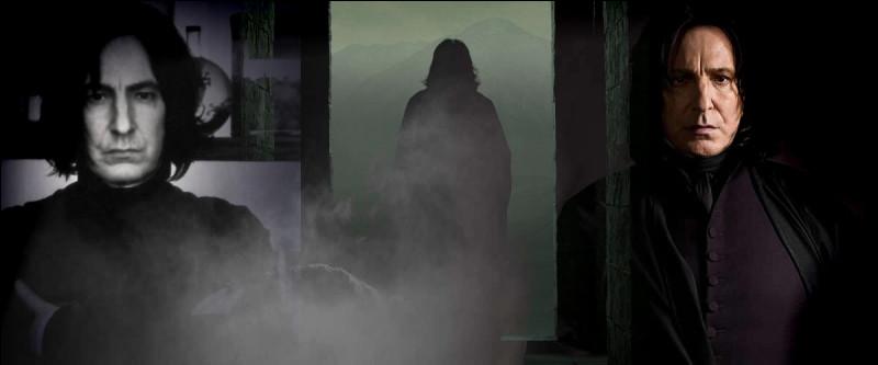 TOP 5 : Severus Rogue (161 pts)C'est le meilleur du monde en occlumancie, c'est le meilleur du monde en potion, mais il fabrique aussi des sortilèges... Trouvez celui qu'il n'a pas inventé !