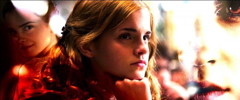 TOP 1 : Hermione Granger (579 pts)Quel poste finit-elle par occuper au ministère de la Magie ?