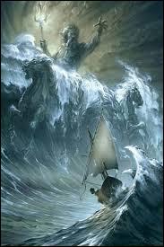 Il adore l'eau et son épouse est Téthys. Qui est-il ?