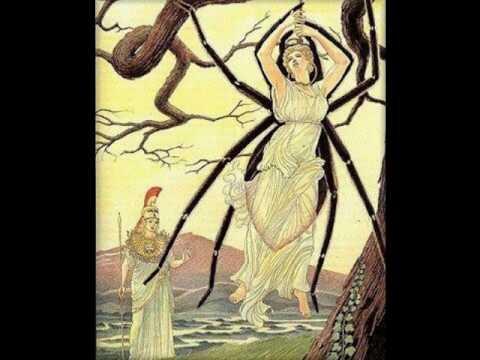 Les Méthamorphoses dans la mythologie grecque