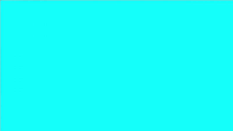 Et enfin la dernière dans la gamme des bleus, quelle est cette couleur ?