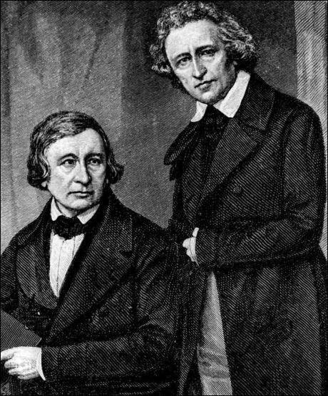 Quel dessin animé n'est pas inspiré par une histoire des frères Grimm ?
