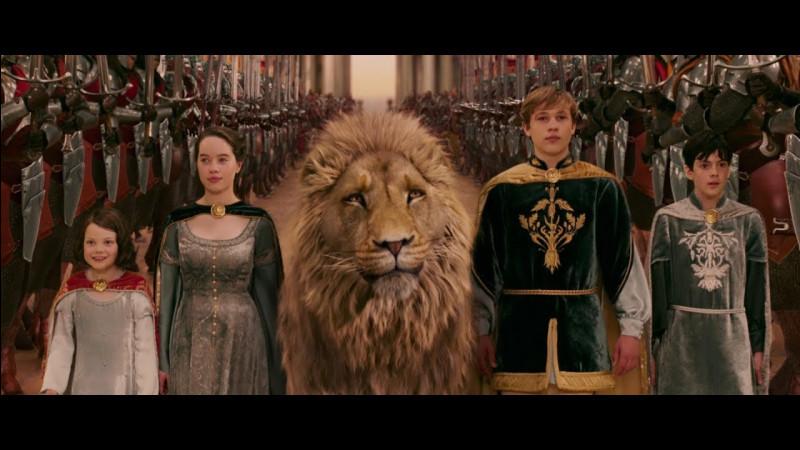 "Disney a sorti 3 films sur ""Le monde de Narnia"", mais combien de tomes comporte la saga ?"