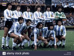 L'Argentine durant la Coupe du monde 1978
