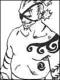 Qui est ce samouraï lui aussi engagé par Gato (compagnon du personnage précédent) ?
