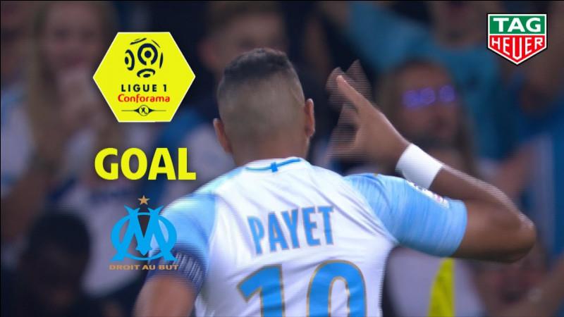 Dans quel club joue Dimitri Payet ?
