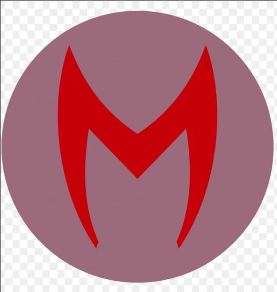 Une super-héroïne qui a des pouvoirs d'énergie de couleur rouge. C'est...