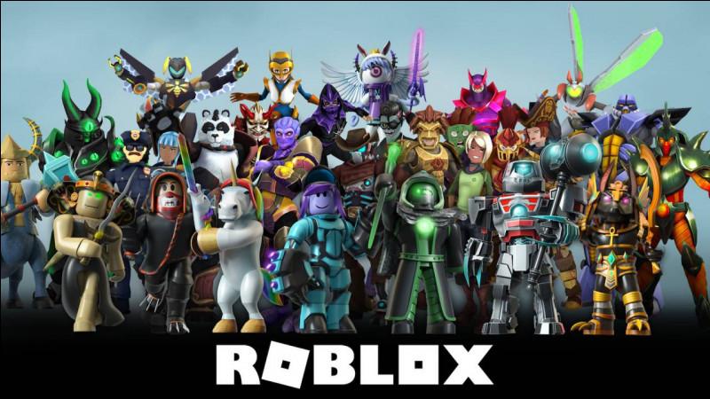 Tu préfères le mode pixelisé ou celui de 'Roblox' ?
